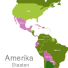 Map America Countries Argentinien