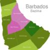 Map Barbados Districts Saint_John