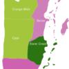 Map Belize Districts Stann_Creek