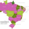 Map Brazil States Amapa_1_
