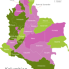 Map Colombia Departments Atlantico_1_