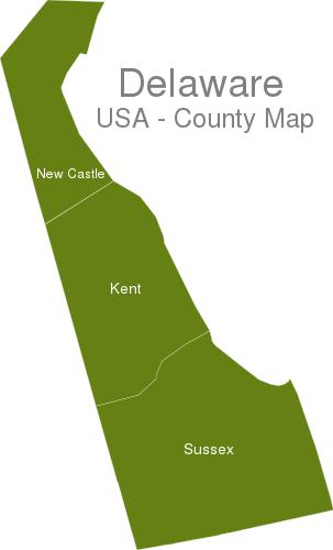 Delaware Countys