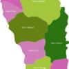 Map Dominika Districts Saint_David