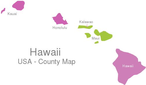 Hawaii Countys
