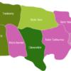 Map Jamaica Municipalities Clarendon