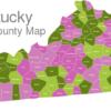 Map Kentucky Counties Ballard