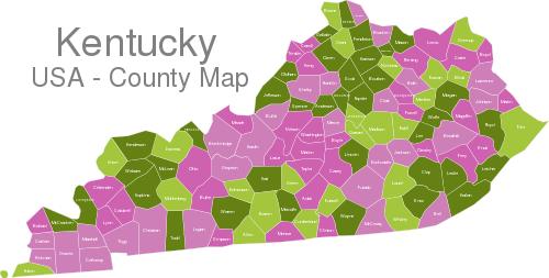 Kentucky Counties