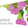 Map Maryland County Map Anne_Arundel