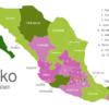 Map Mexico States Baja_California_Sur