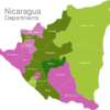 Map Nicaragua Departments Boaco