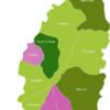 Map Saint Lucia Districts Anse_la_Raye