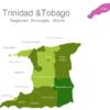 Map Trinidad Tobago Regions Mayaro-Rio_Claro