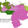 Map Venezuela States Apure