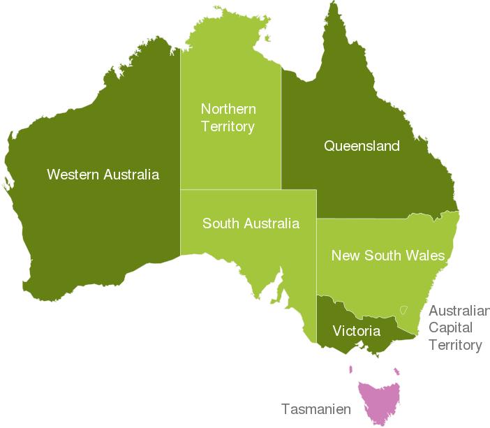 Australia Regions