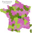 Map France Post Codes Digit PLZ-03_l_Allier