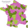 Map France Post Codes Digit PLZ-05_Hautes_Alpes