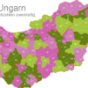 Map Hungary Post Codes Digit Postleitzahlenbereich-12-HU_1_