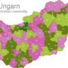 Map Hungary Post Codes Digit Postleitzahlenbereich-20-HU_1_
