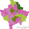Map Kosovo Post Codes Digit PLZ-11-XK_1_