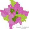 Map Kosovo Post Codes Digit PLZ-12-XK_1_