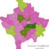 Map Kosovo Post Codes Digit PLZ-14-XK_1_