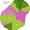 Map Nauru Districts Anetan