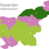Map Slovenia Post Codes Postleitzahlenbereich-2-SL_1_