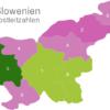 Map Slovenia Post Codes Postleitzahlenbereich-5-SL_1_