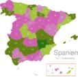 Map Spain Post Codes Digit PLZ_-_02_Albacete_1_