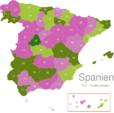 Map Spain Post Codes Digit PLZ_-_05_Avila_1_